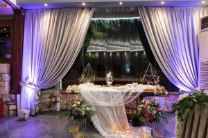 waterfall glass hall ballroom