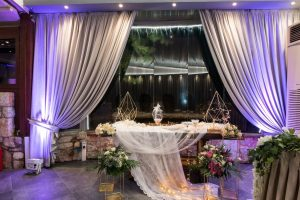 waterfall glass hall ballroom